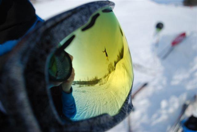 Goggle pic