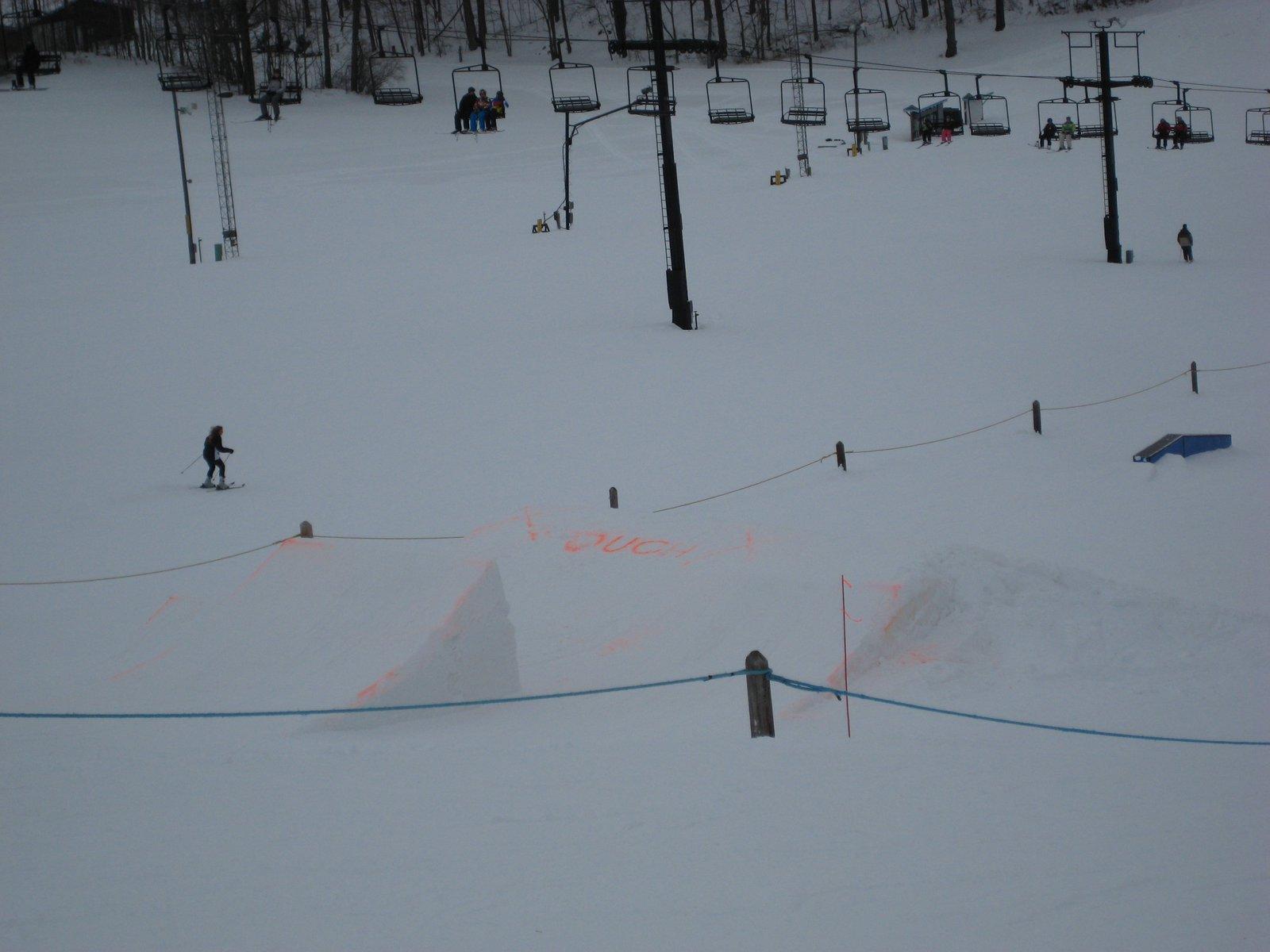 Swiss Valley Jump