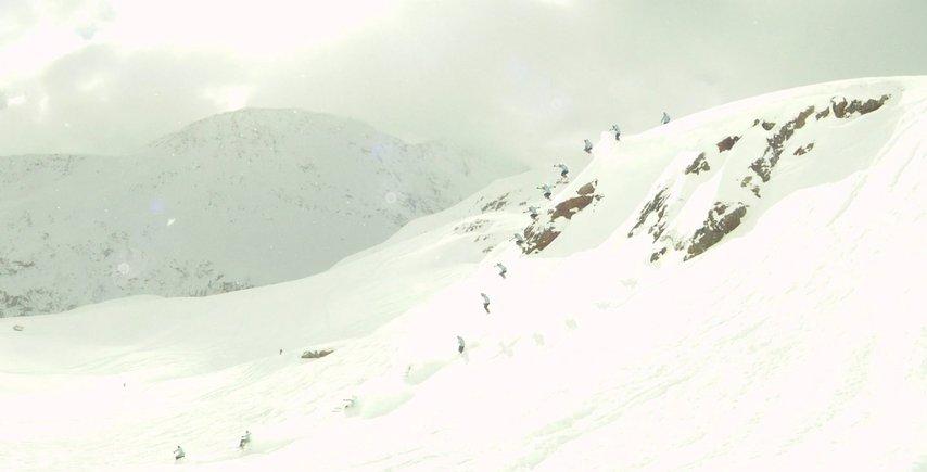 Austria Cliff Sequence