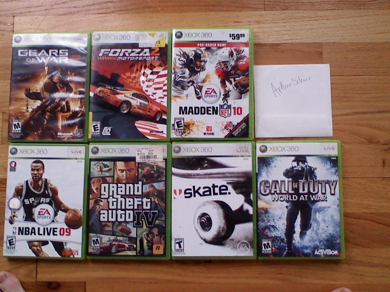 Xbox games fs
