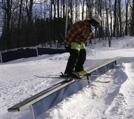 Railslide