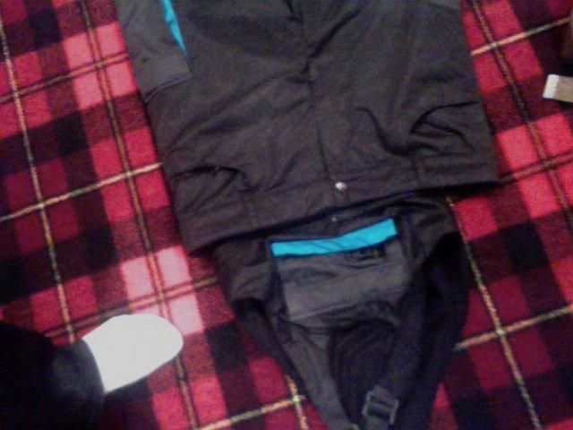 First drop pant