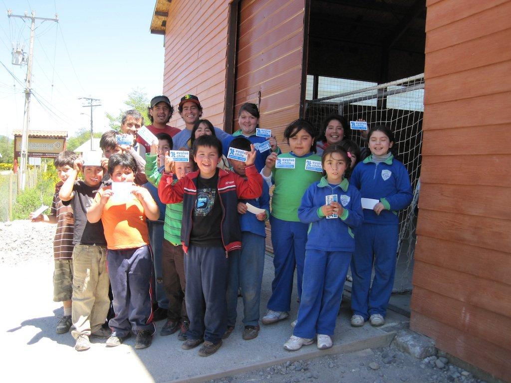Evovle Chile Give Back Program II