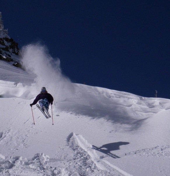 Cliff Front Flip