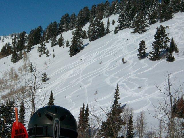DMI skiing