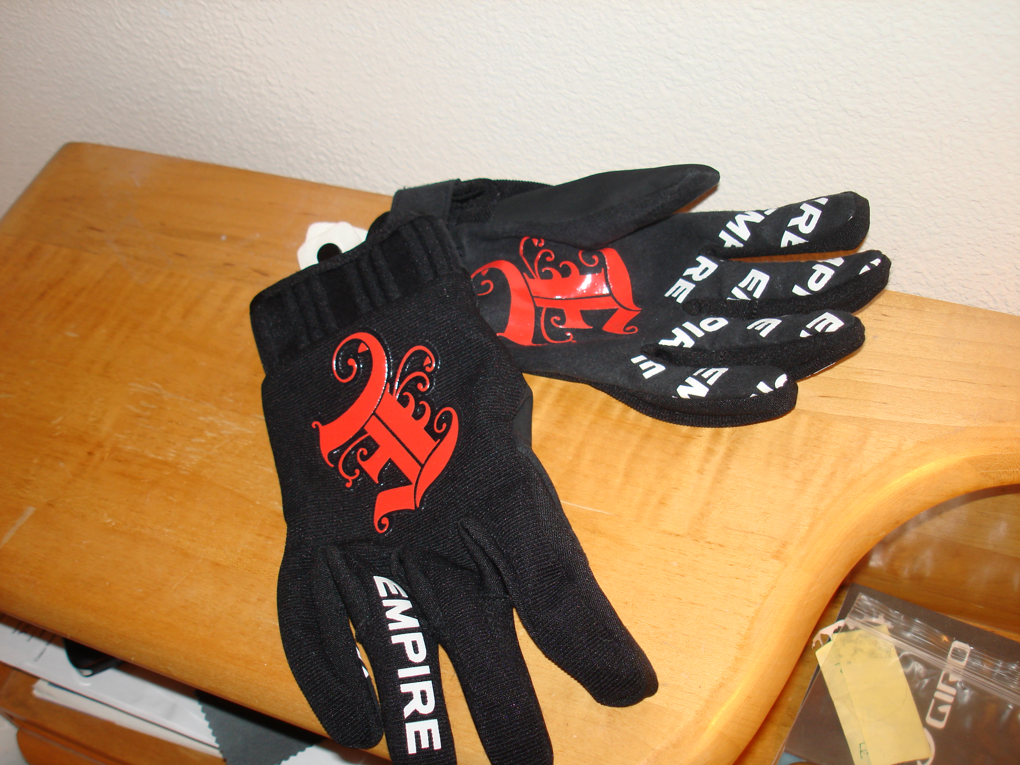 Empire Attire pipe glove= sicknasty