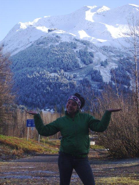 My mountain alyeska :)