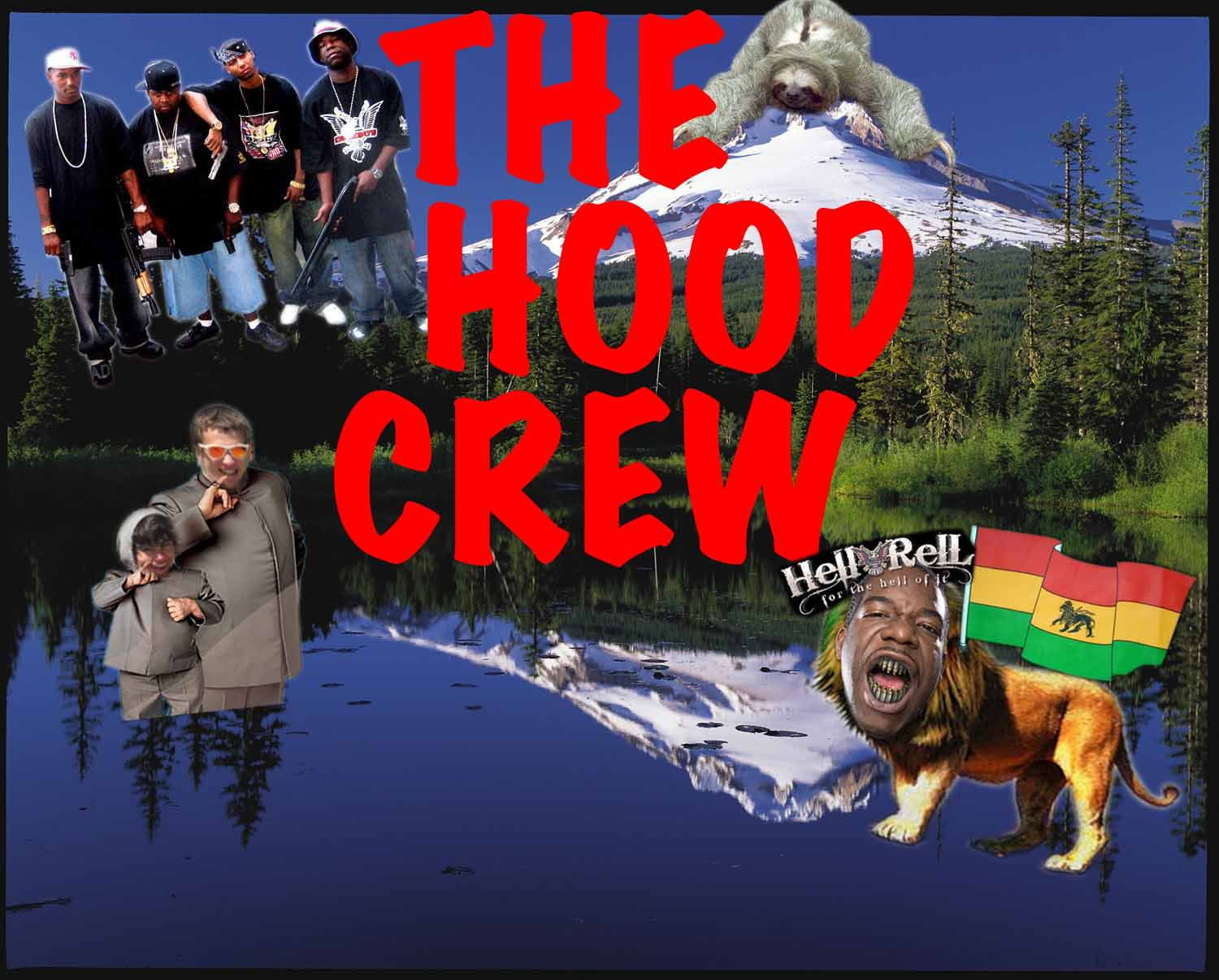 The Hood Crew Killas