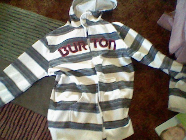Burton jacket for sale