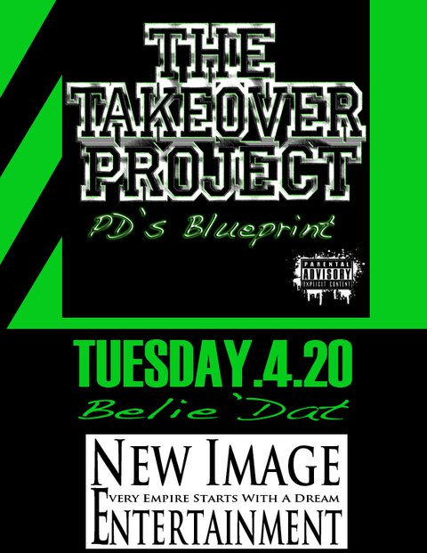 The Takeover Project - PD's Blueprint