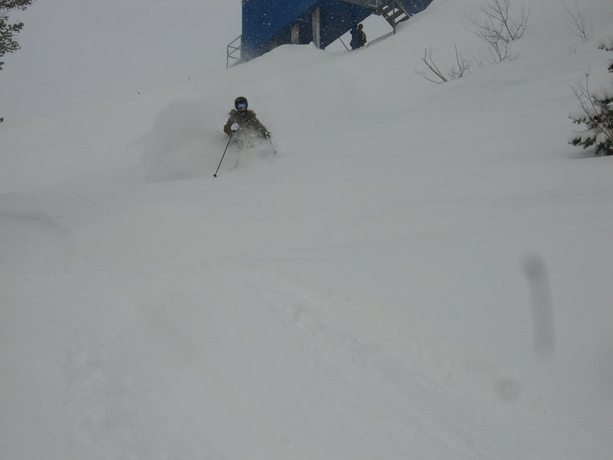 Solitude powder