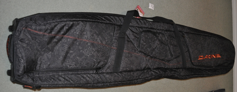 Dakine Concourse Double Ski Bag