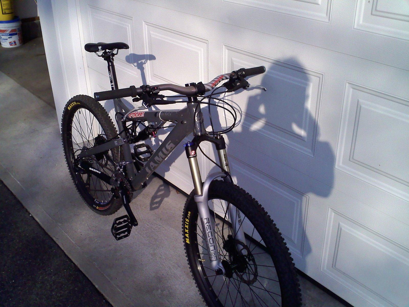 My bike again