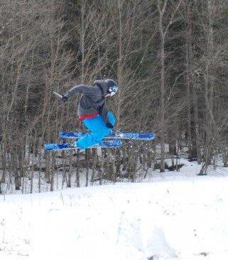 Westford jump