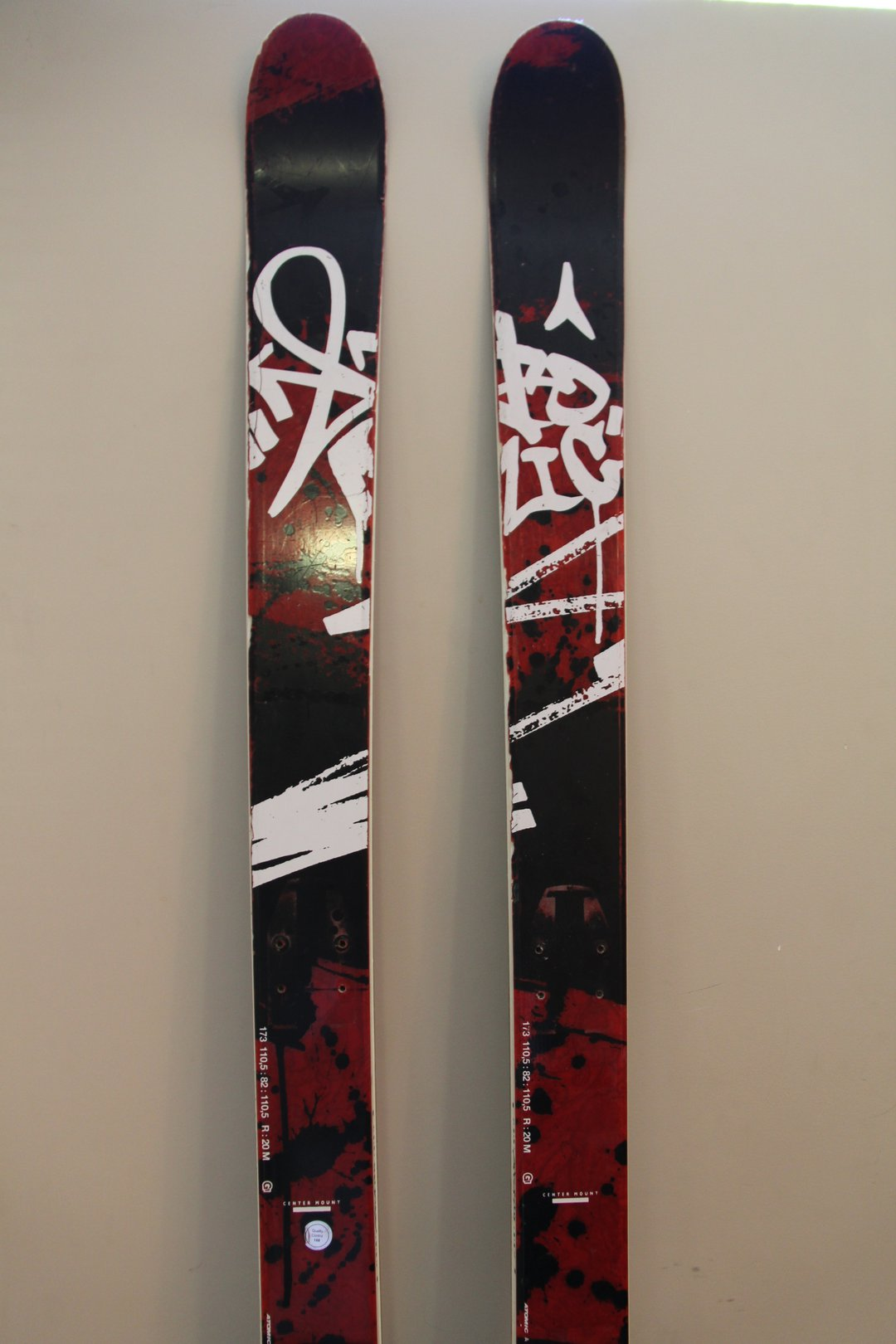Atomic Punx 2010 173cm