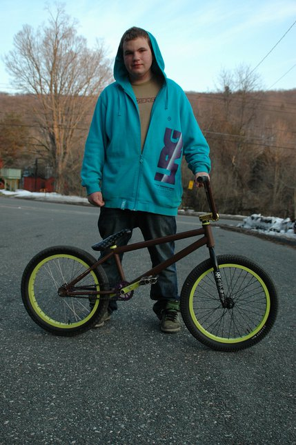 Bike Check: Shane Lamarre