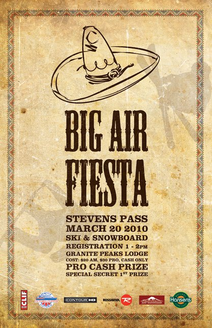 BIG AIR FIESTA!