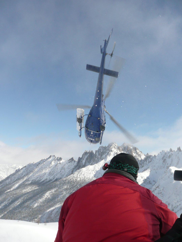 Chopper leaving us