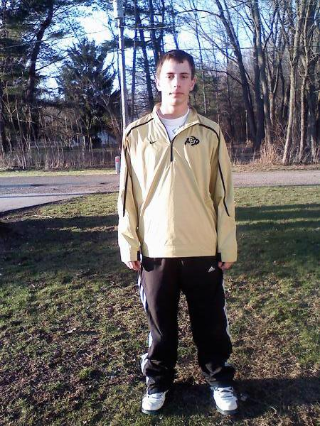 CU Buffs jacket