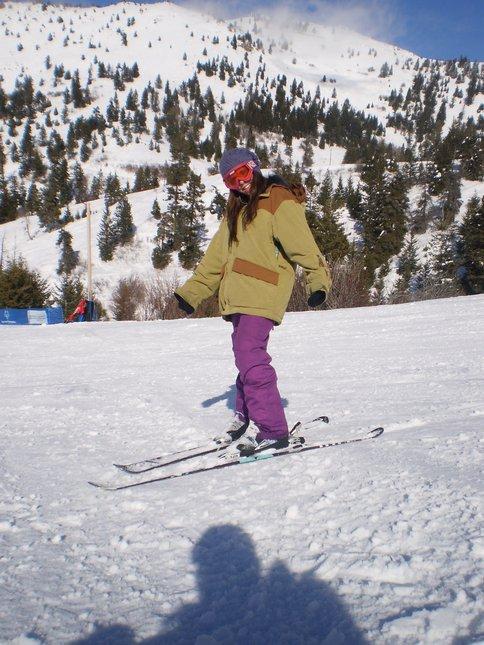 See i do ski