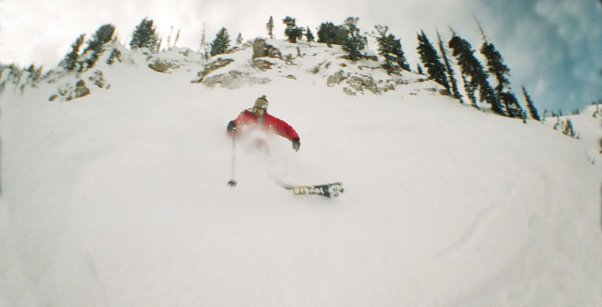Powder Turn