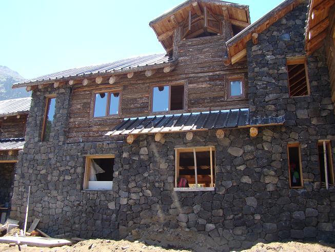 Evolve Chile Lodge, front side