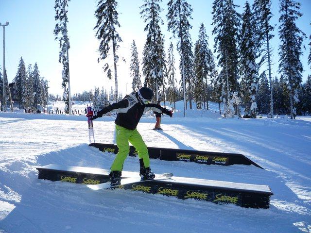 Sappee snow park