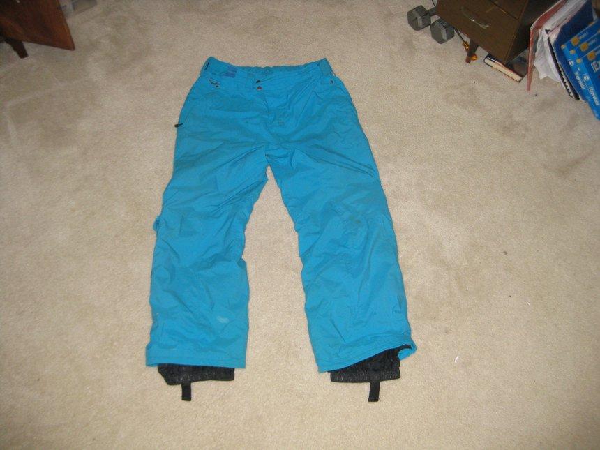 Spyder pants