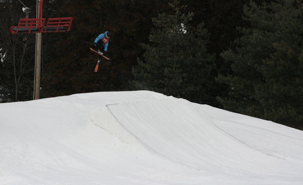 First jump comp '10