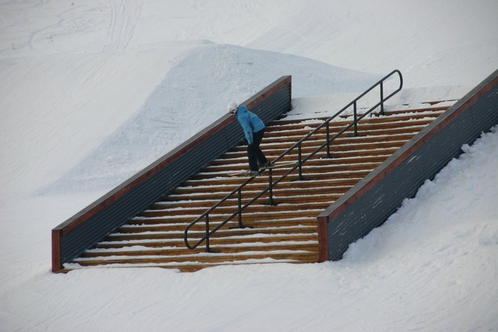 Stairset