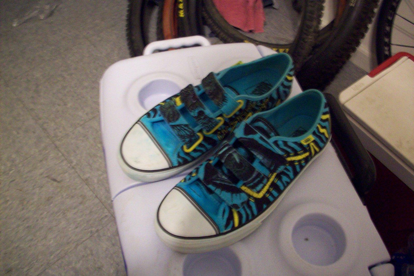 Some Kicks I did