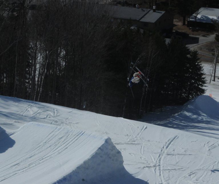 Chairlift Shot