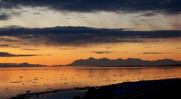Turnagain sunset