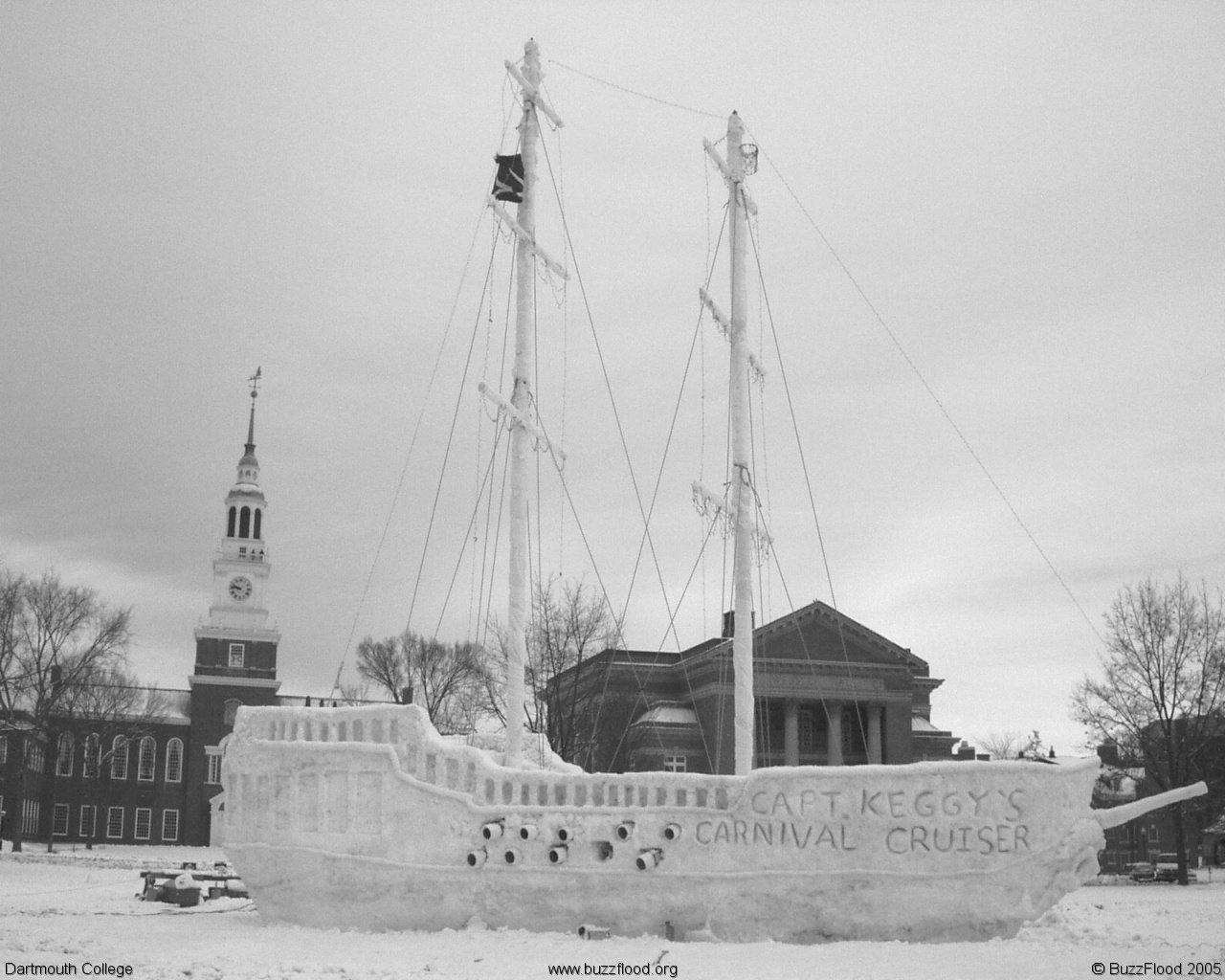 Dartmouth Winter