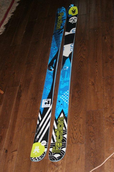 168 skis fs