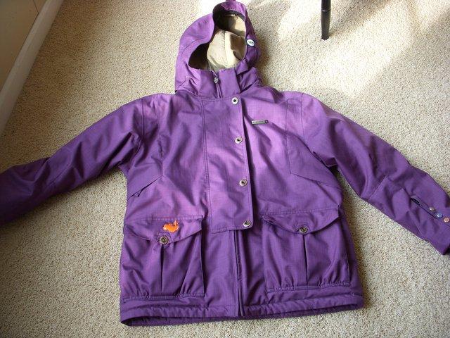 Purple Jacket for sale