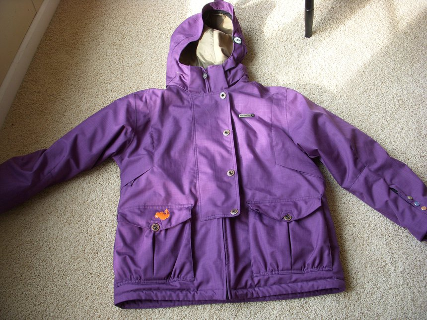 Purple Jacket for sale