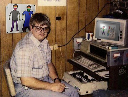 OhMyBosh's legendary new games new lead programmer!