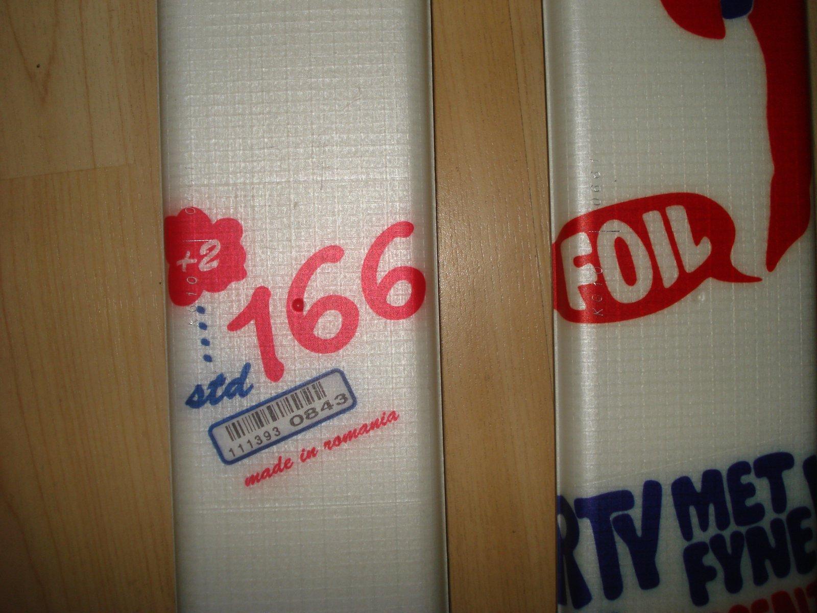 166 foil 5