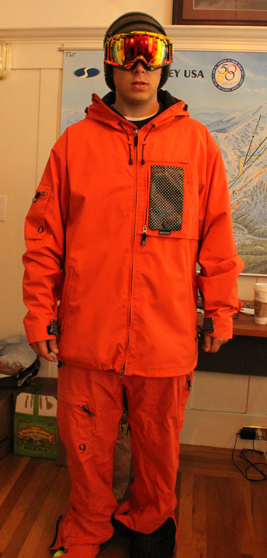 Ninthward Suit