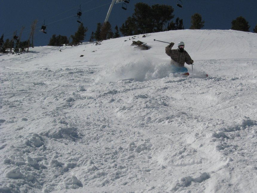 Pow Shreddin