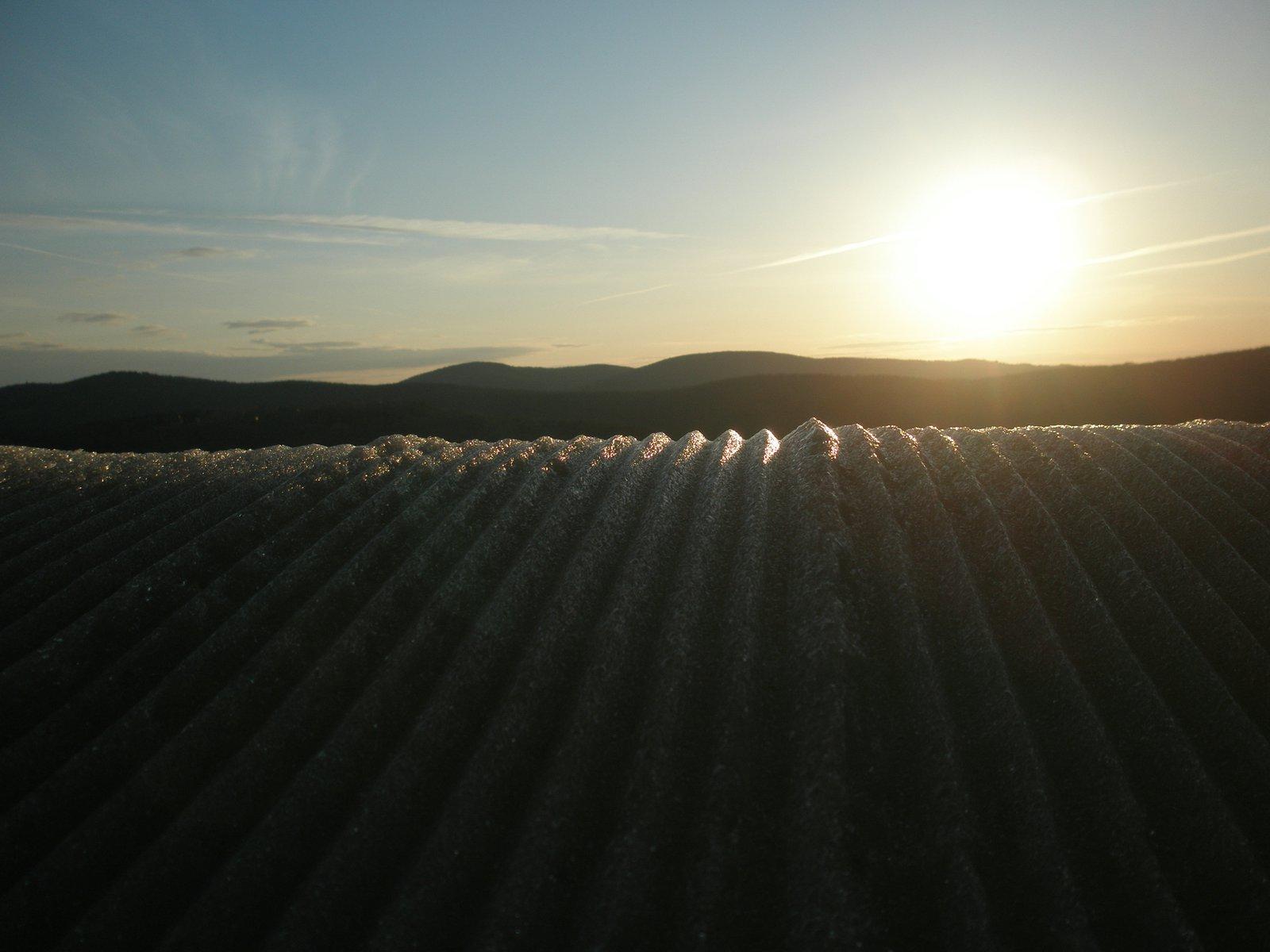 Mountains Lips n Sunrises