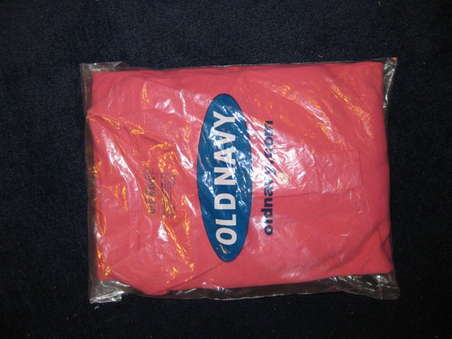 Old navy tall polo fs
