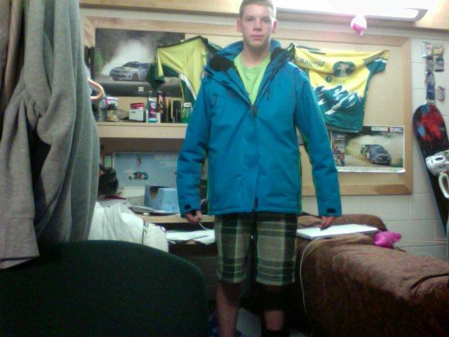 Orage Logan Jacket size large
