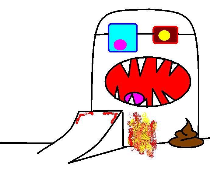 Gap yto mouth - 2 of 2
