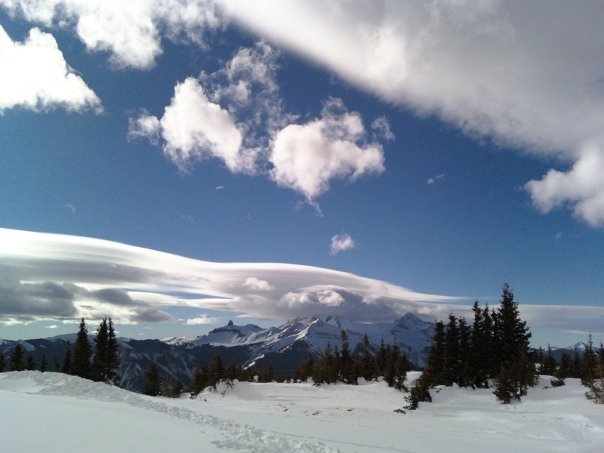 Top of Prospect Bowl Telluride