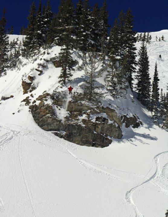 Glory Hole Cliff