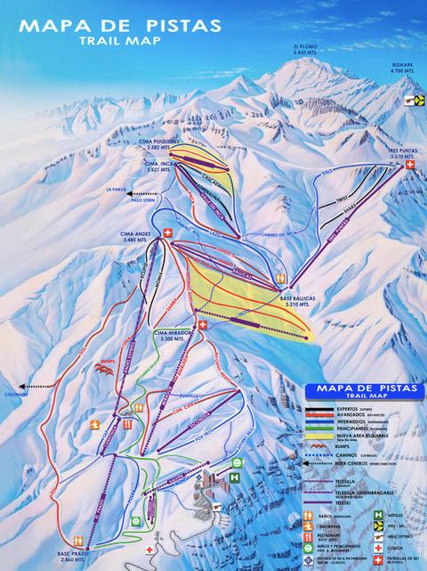 Evolve Chile Valle Nevado