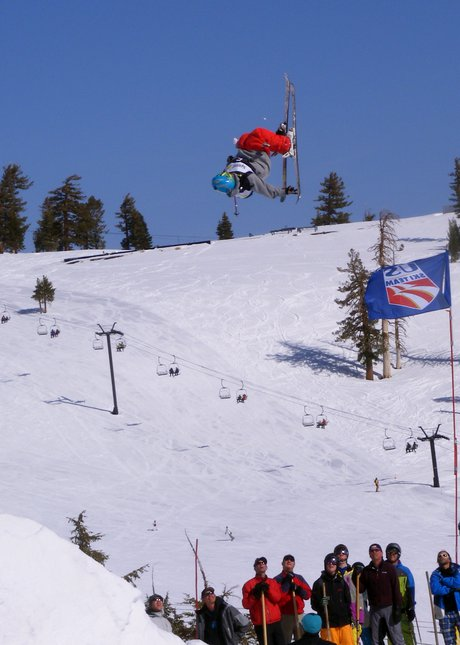 Nationals at Squaw