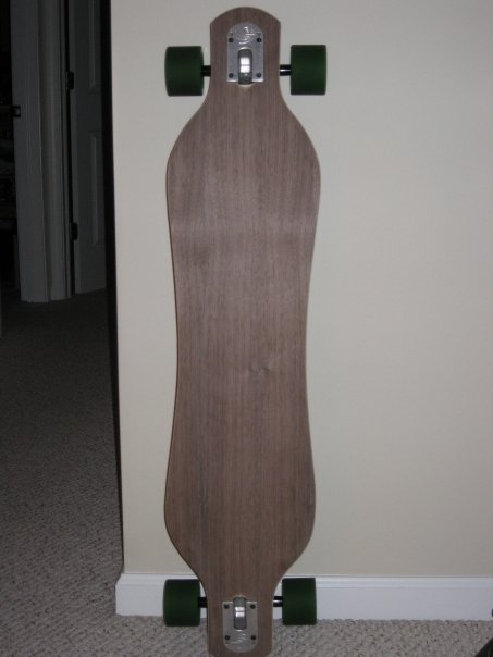 GET LongBoards: Homemade Longboards